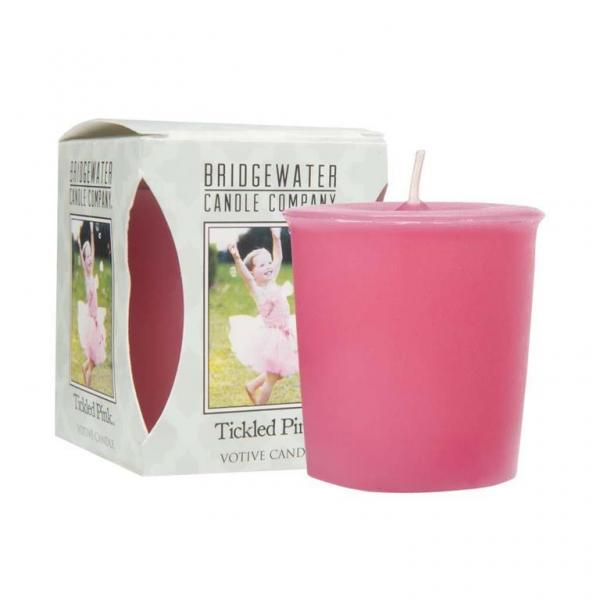 Bridgewater Candle - Votivkerze - Tickled Pink