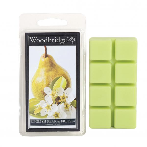 Woodbridge Candle - Duftwachs - English Pear & Freesia