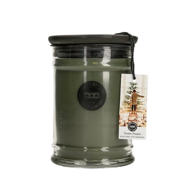 Bridgewater Candle - Große Duftkerze im Glas - Large Jar - Festive Frasier