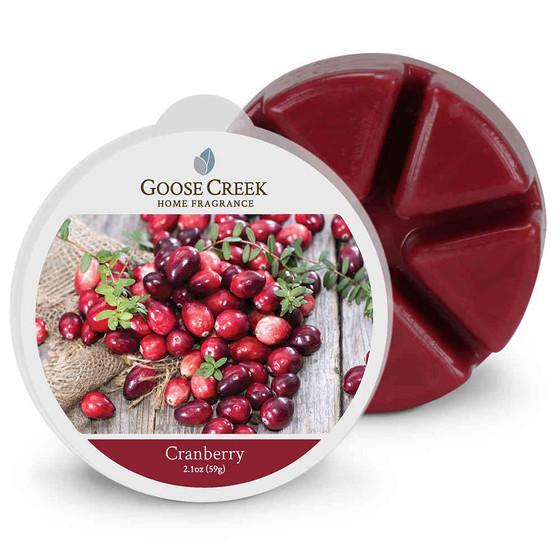 Goose Creek Candle - Duftwachs - Wax Melt - Cranberry