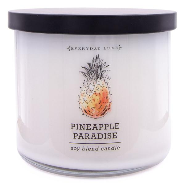 Colonial Candle - Mittlere Duftkerze im Glas - Everyday Luxe - Pineapple Paradise