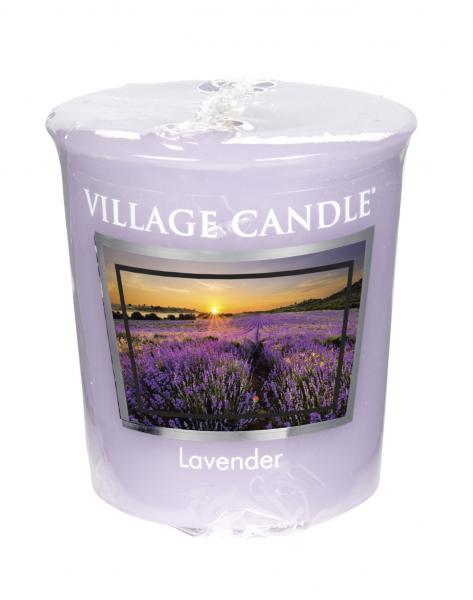 Village Candle - Votivkerze - Lavender º*