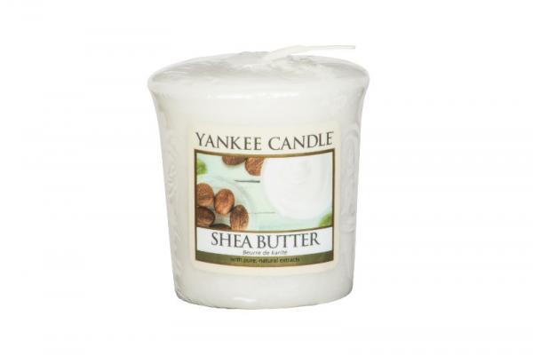 Yankee Candle - Classic Votive - Votivkerze - Shea Butter