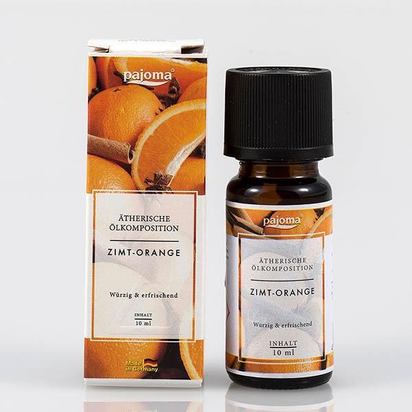 Pajoma - Ätherisches Öl - Duftöl - Zimt-Orange