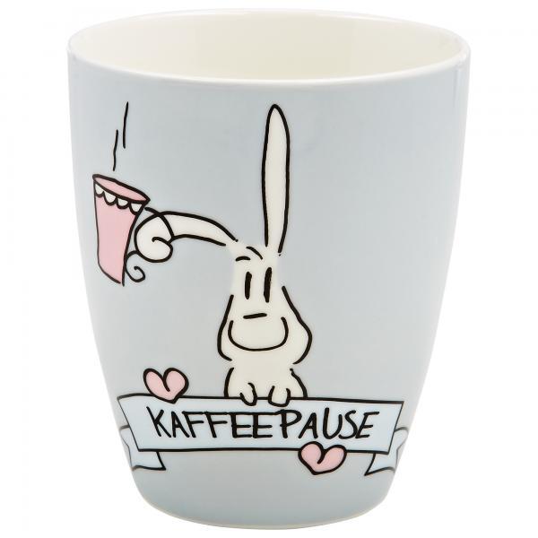 "Mea-Living - Henkelbecher ""Kaffeepause"""