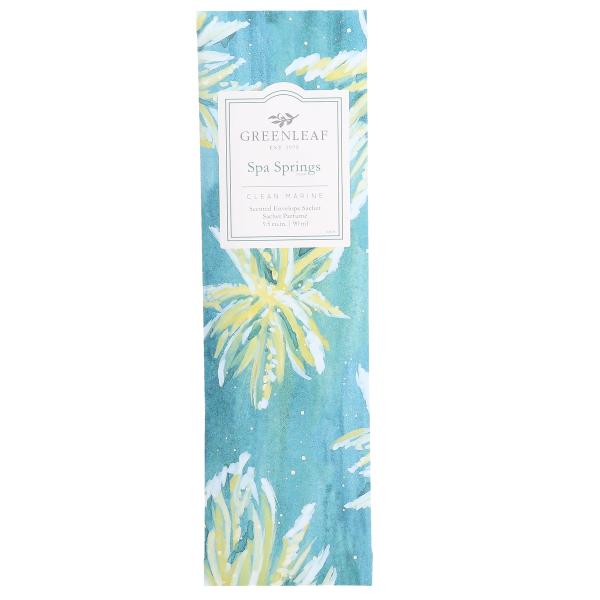 Greenleaf - Duftsachet Slim - Spa Springs