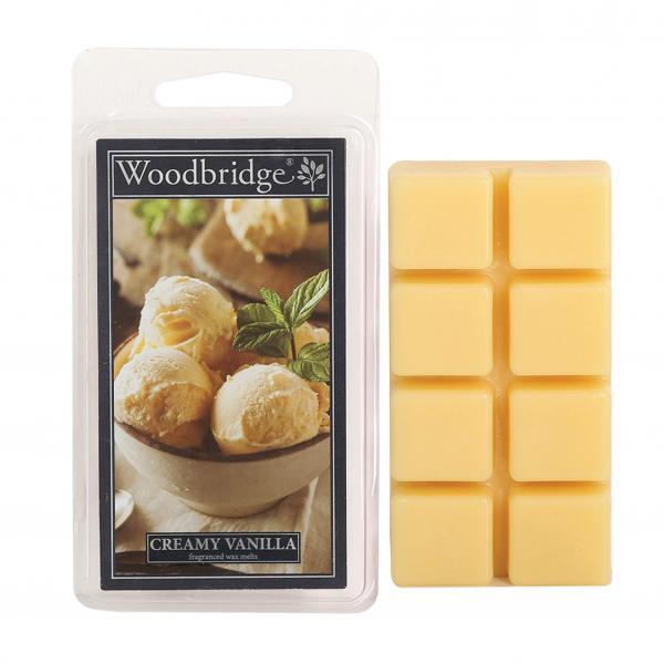 Woodbridge Candle - Duftwachs - Creamy Vanilla