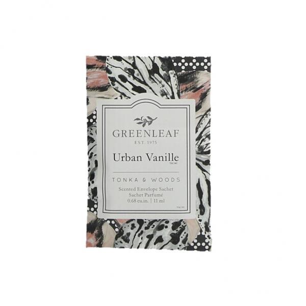 Greenleaf - Duftsachet Small - Urban Vanille