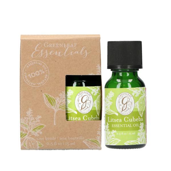 Greenleaf - Essential Oil - Ätherisches Duftöl - Litsea Cubeba