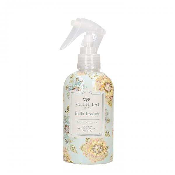 Greenleaf - Linen Spray - Wäschespray -Textilerfrischer - Bella Freesia