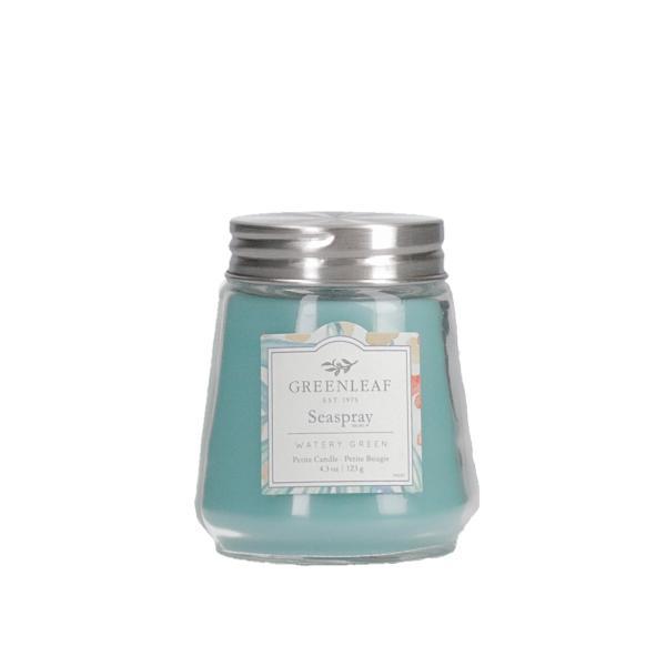 Greenleaf - Duftkerze im Glas - Petite Candle - Seaspray