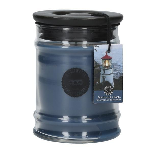 Bridgewater Candle - Kleine Duftkerze im Glas - Small Jar - Nantucket Coast