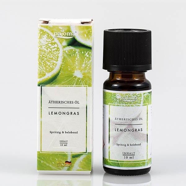 Pajoma - Ätherisches Öl - Duftöl - Lemongras