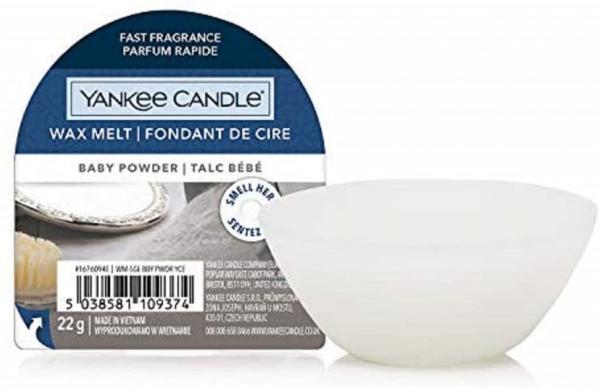 Yankee Candle - Wax Melt - Duftwachs - Baby Powder