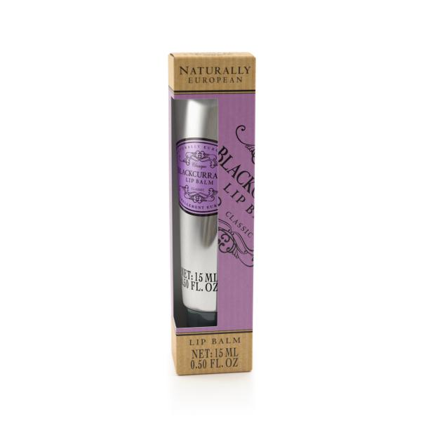 STC - Naturally European Lip Balm Blackcurrantº*