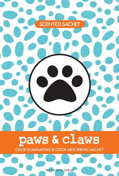 Willowbrook Fresh Scents - Duftsachet - Paws & Claws