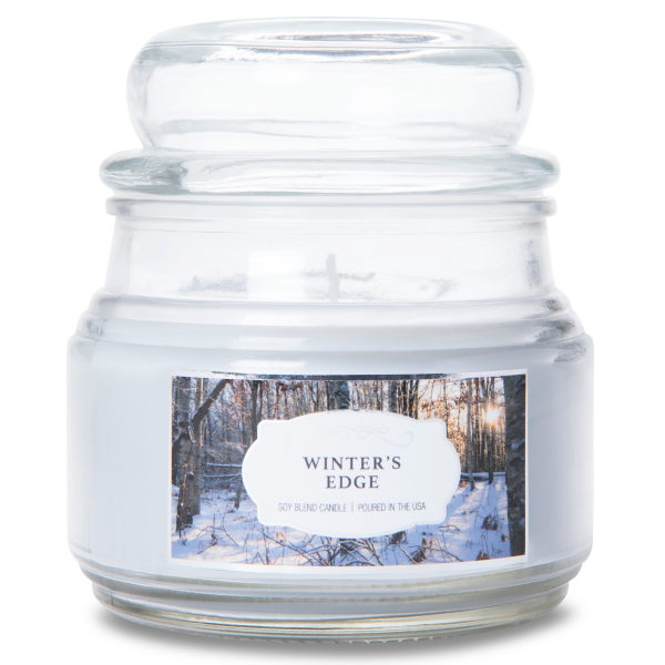 Colonial Candle - Kleine Duftkerze im Glas - Terrace Jar - Winters Edge Terrace