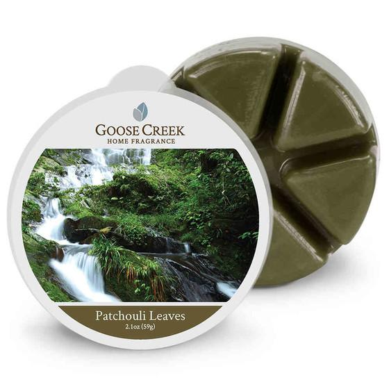 Goose Creek Candle - Duftwachs - Wax Melt - Patchouli Leaves