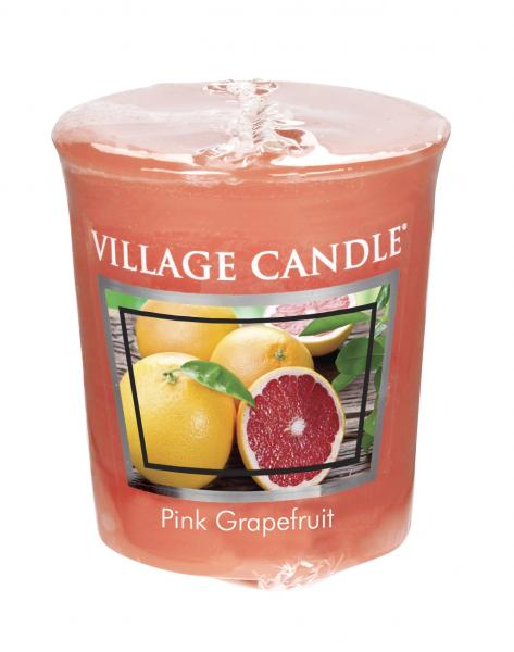 Village Candle - Votivkerze - Pink Grapefruit º*