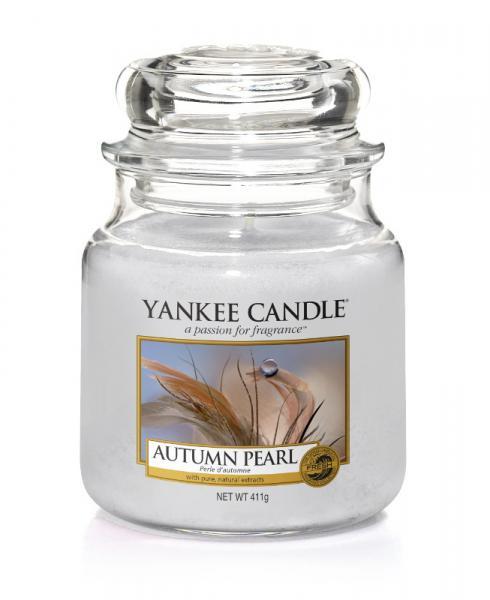 Yankee Candle - Classic Medium Jar Housewarmer - Autumn Pearl