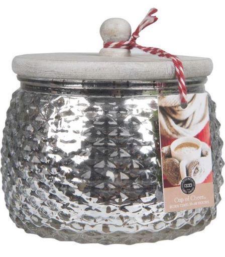 Bridgewater Candle - Duftkerze im Glas - Holiday Jar - Cup of Cheer Δ