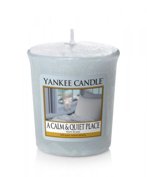 Yankee Candle - Classic Votive - Votivkerze - A Calm & Quiet Place