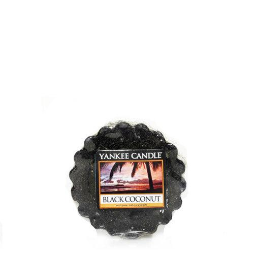 Yankee Candle - Duftwachs - Tarts Wax Melt - Black Coconut