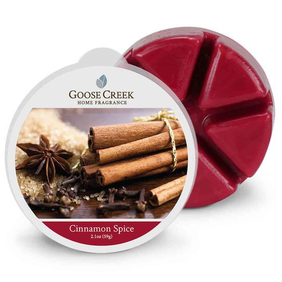 Goose Creek Candle - Duftwachs - Wax Melt - Cinnamon Spice