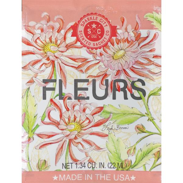 Sparkle City (by Fresh Scents) - Duftsachet - Fleurs