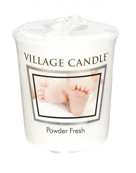 Village Candle - Votivkerze - Powder Fresh º*
