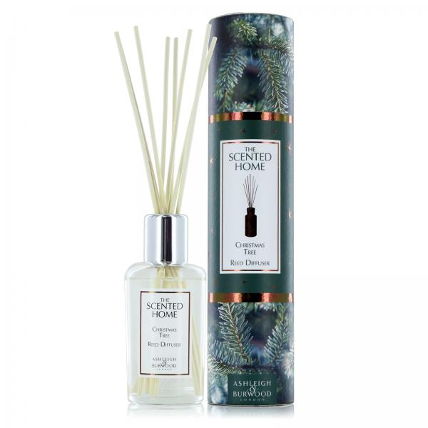 Ashleigh & Burwood - The Scented Home - Reed Diffuser - Christmas Tree