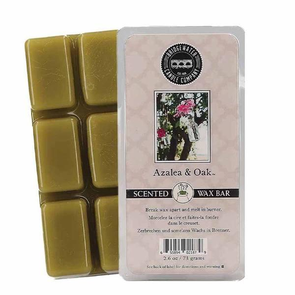 Bridgewater Candle - Scented Wax Bar - Azalea & Oak