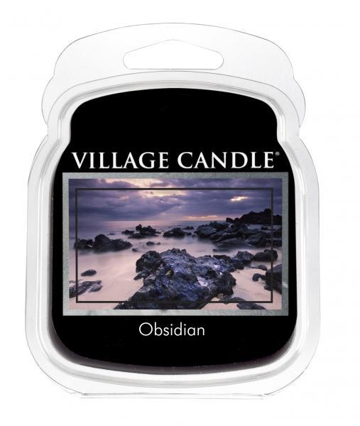 Village Candle - Wax Melt - Obsidian