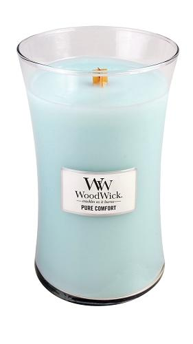 WoodWick - Classic - Large Jar - Pure Comfort
