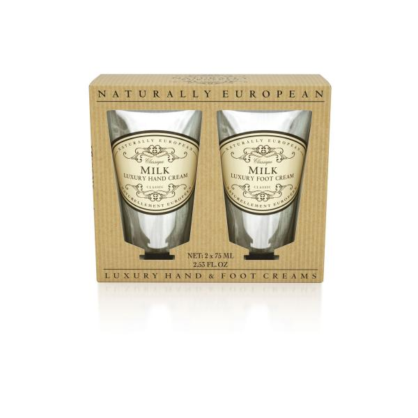 STC - Naturally European Hand & Foot Collection Milkº*