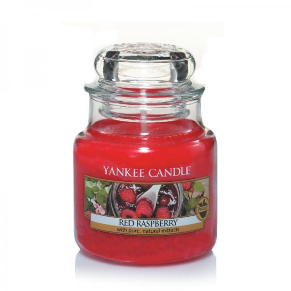 Yankee Candle - Classic Small Jar Housewarmer - Red Raspberry