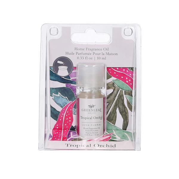 Greenleaf - Home Fragrance Oil - Duftöl - Tropical Orchid