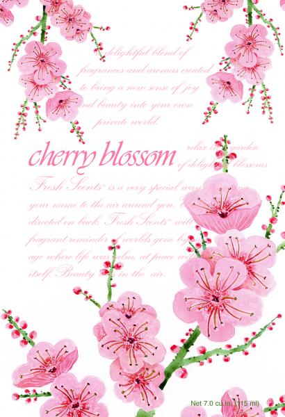 Willowbrook Fresh Scents - Duftsachet - Cherry Blossom