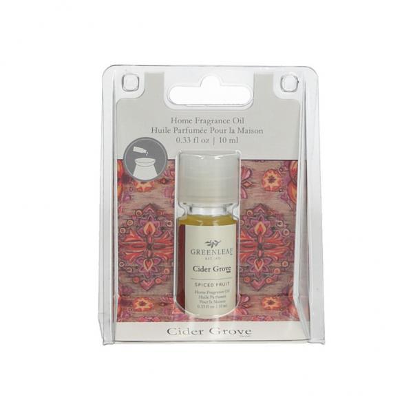 Greenleaf - Home Fragrance Oil - Duftöl - Cider Grove