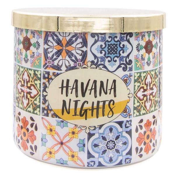 Colonial Candle - Mittlere Duftkerze im Glas - Everyday Luxe - Havana Nights