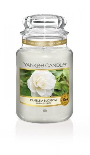 Yankee Candle - Classic Large Jar Housewarmer - Camellia Blossom
