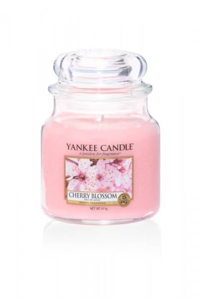 Yankee Candle - Classic Medium Jar Housewarmer - Cherry Blossom