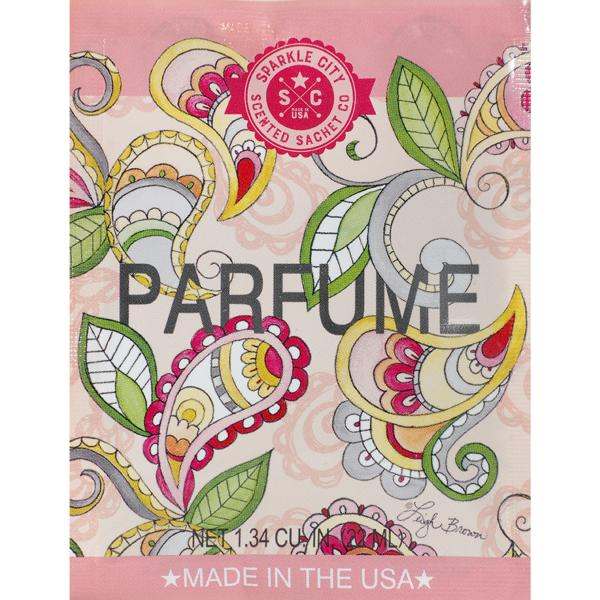 Sparkle City (by Fresh Scents) - Duftsachet - Parfume