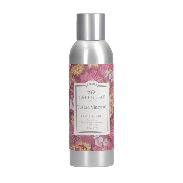 Greenleaf - Room Spray - Raumspray - Tuscan Vineyard