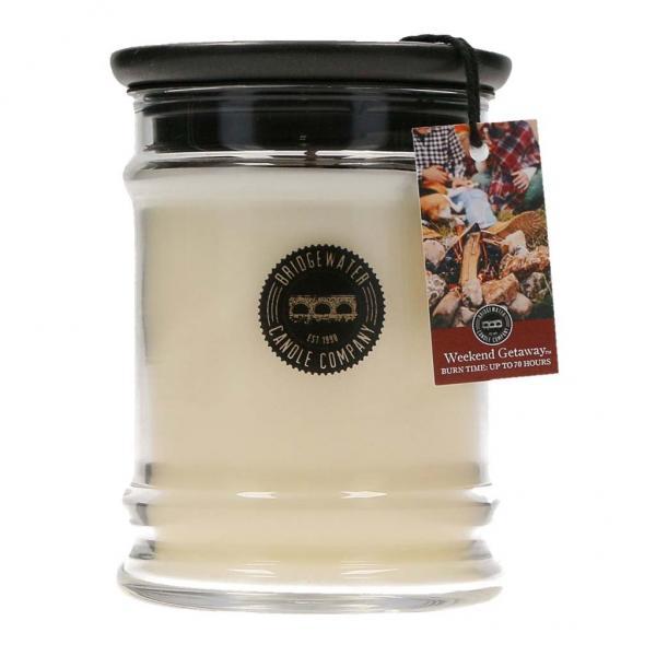 Bridgewater Candle - Kleine Duftkerze im Glas - Small Jar - Weekend Getaway