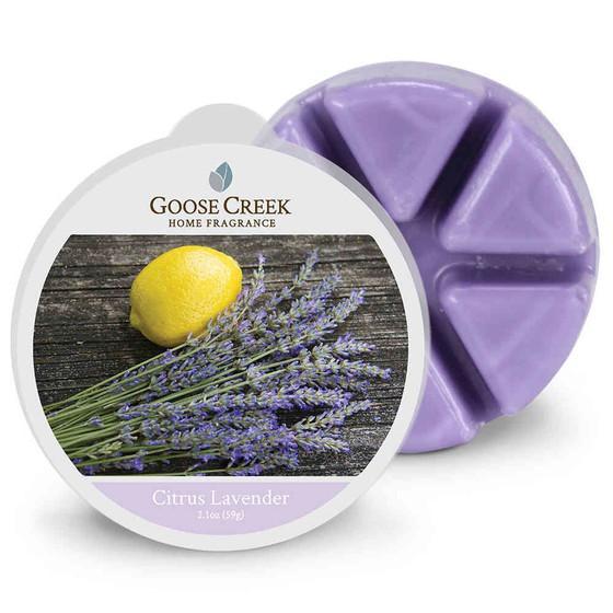 Goose Creek Candle - Duftwachs - Wax Melt - Citrus Lavender