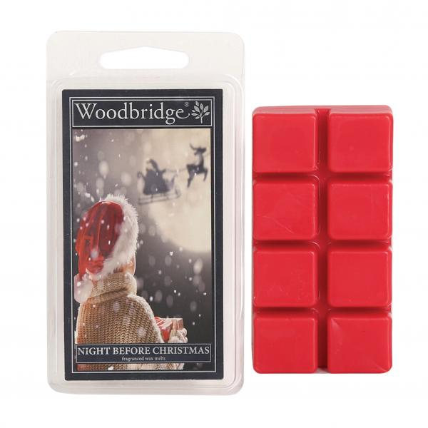 Woodbridge Candle - Duftwachs - Night Before Christmas