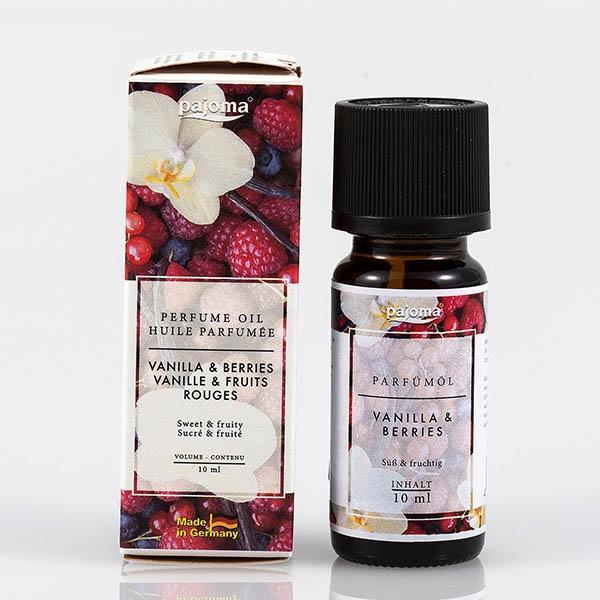 Pajoma - Parfümöl - Duftöl - Vanilla & Berries