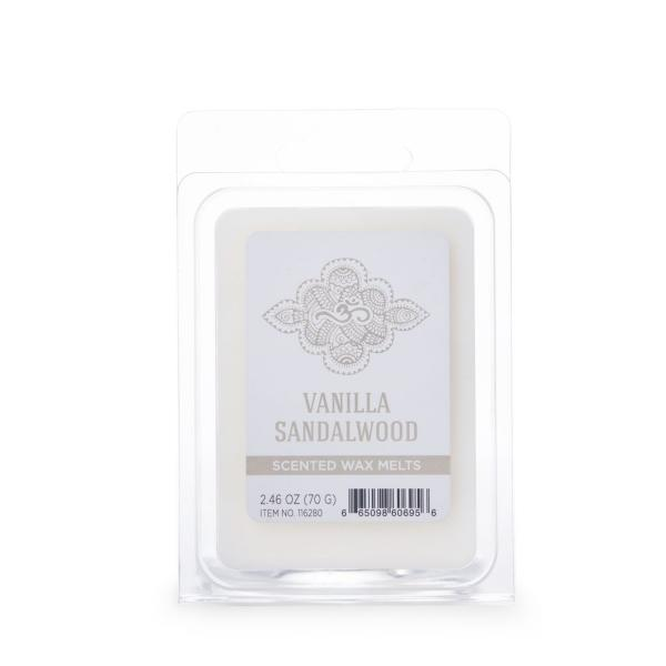 Colonial Candle - Duftwachs - Vanilla Sandalwood