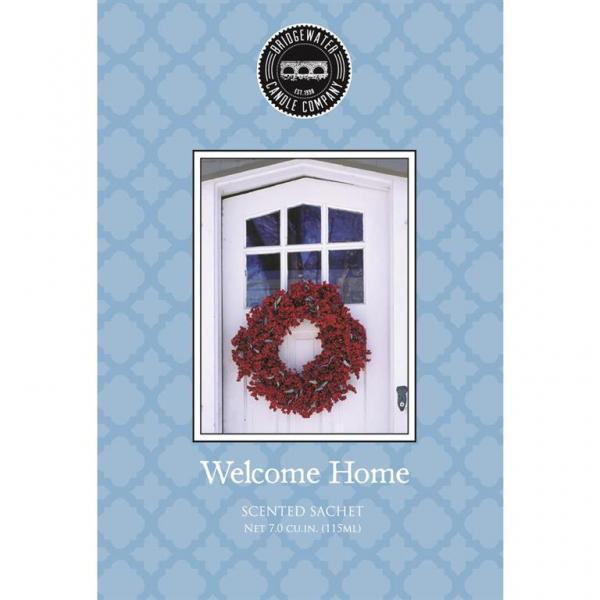 DUFT WELCOME HOME Duftkerze im Glas 70h BRIDGEWATER CANDLE